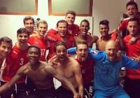 EM-Qualifikation 2016: Rubin Okotie schießt Österreich zum 1:0-Erfolg gegen Montenegro